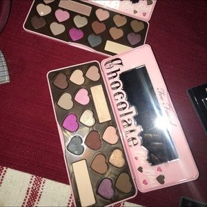 Too faced makeup palettes